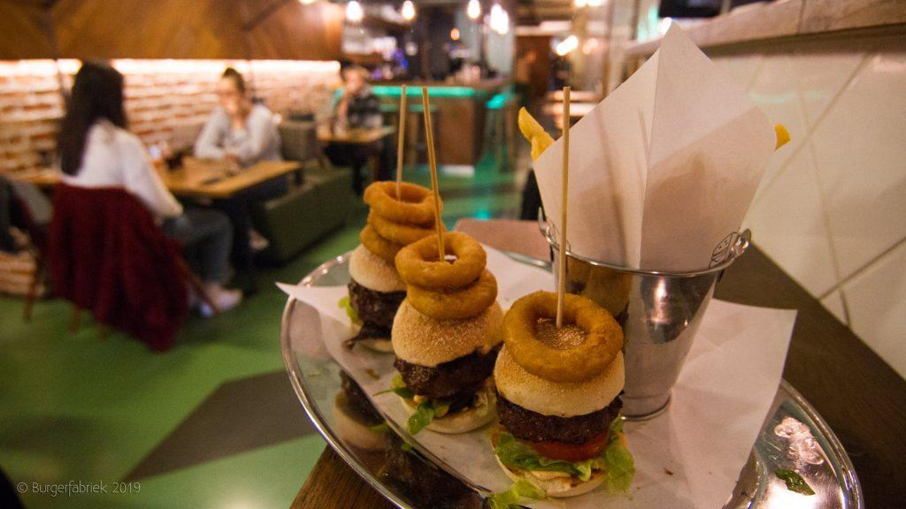 Hamburgers amsterdam